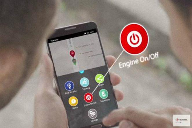 Immobilizer GPS Tracker