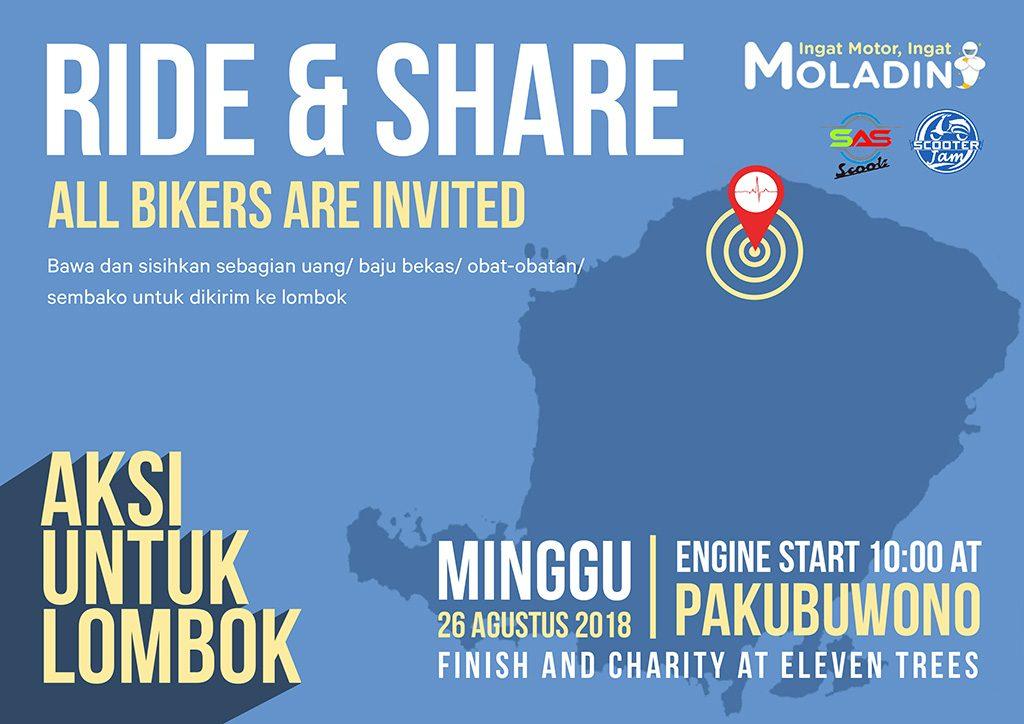 ride & share