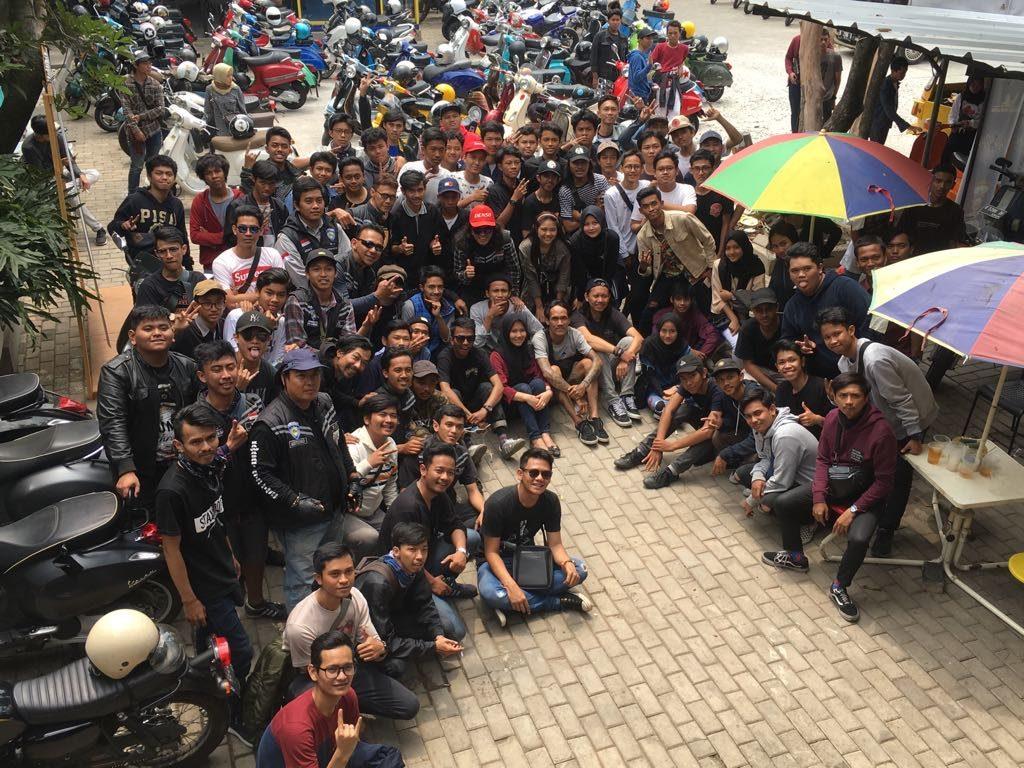 Team aksi untuk lombok