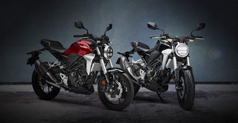 Honda CB300R Rilis Di India