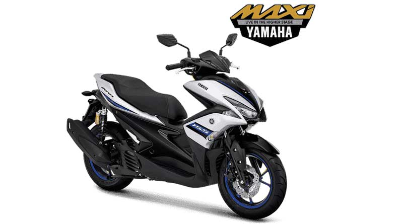 Yamaha Aerox VVA R-Version