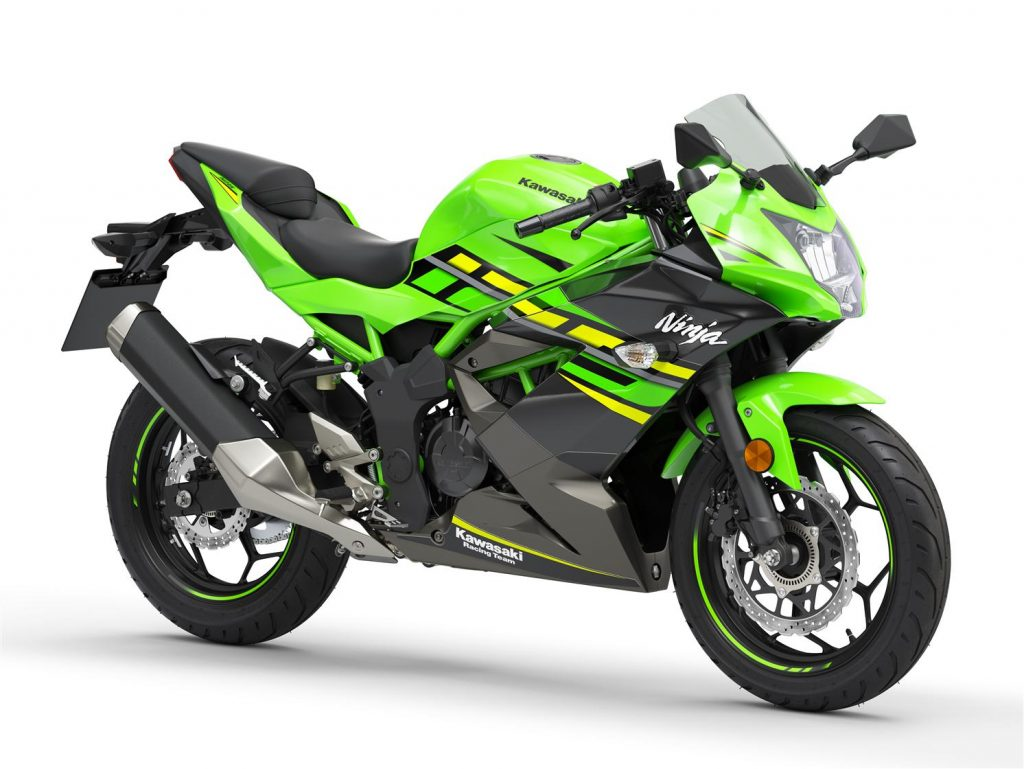 Motor Baru Kawasaki Yang Muncul Dalam Teaser