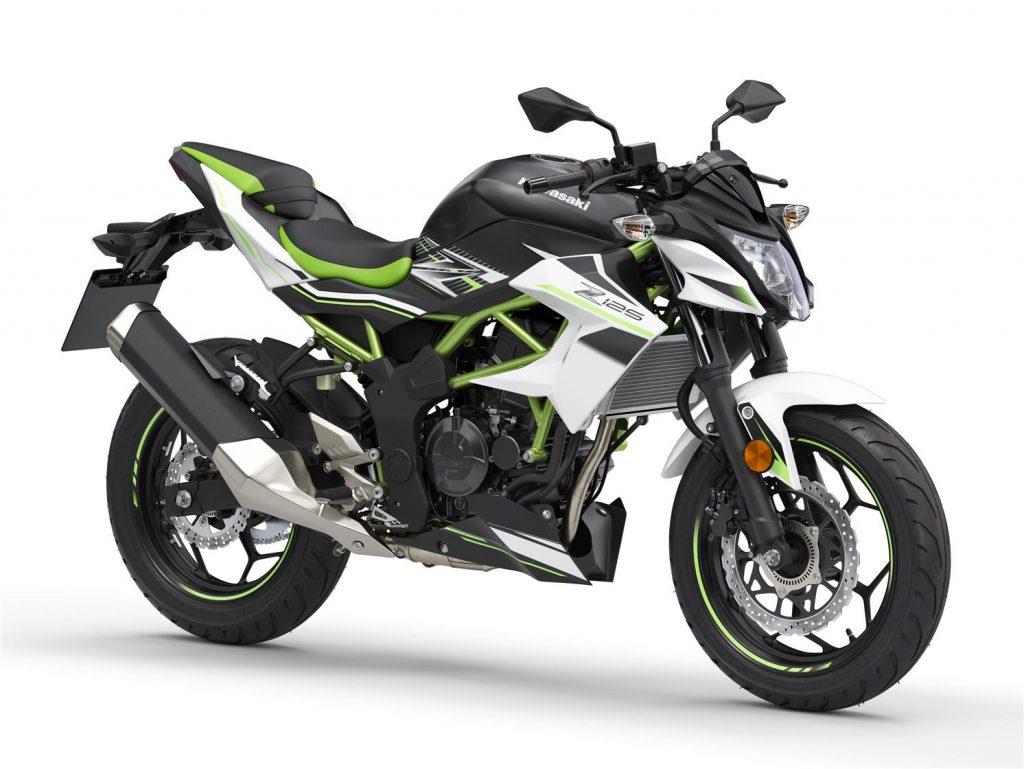 Performa motor baru kawasaki