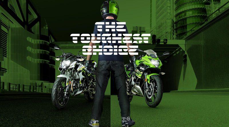 Motor Baru Kawasaki Ninja 125 & Z125