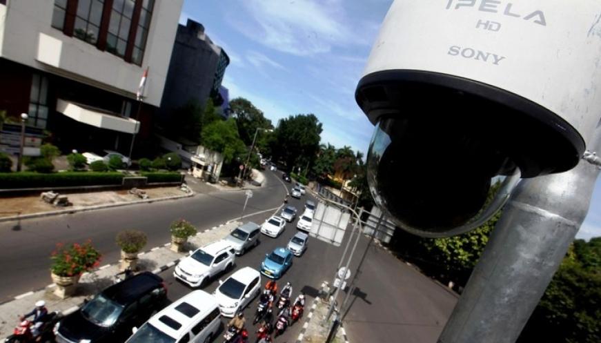 CCTV E-Tilang