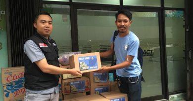 [UPDATE INFO] Penyaluran Donasi untuk Korban Bencana di Lombok