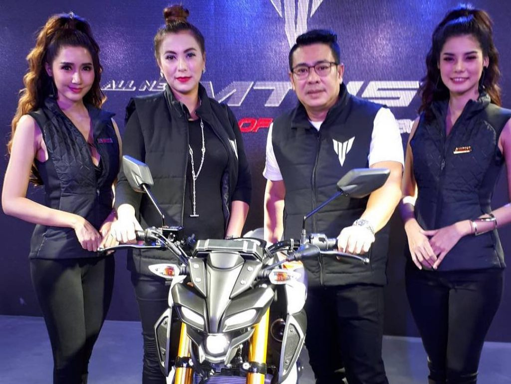 Rilis All New MT-15 di Thailand