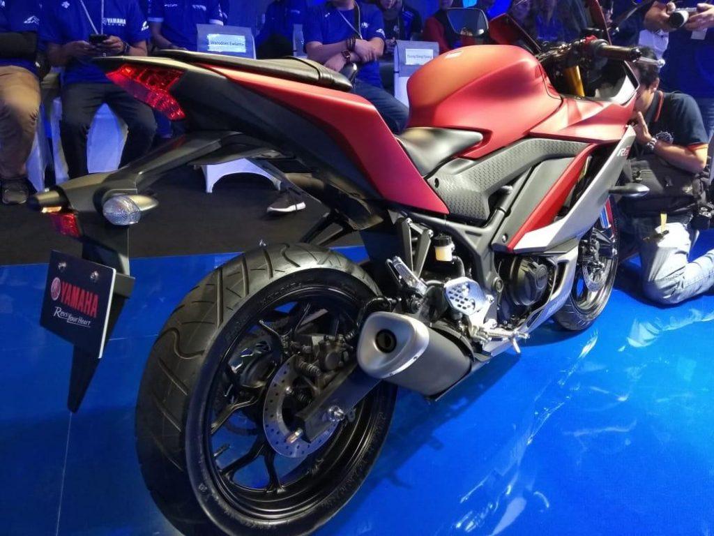 Yamaha YZF-R25 All New