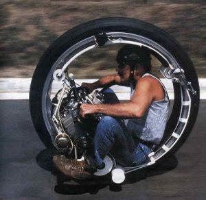 Motor Roda Satu