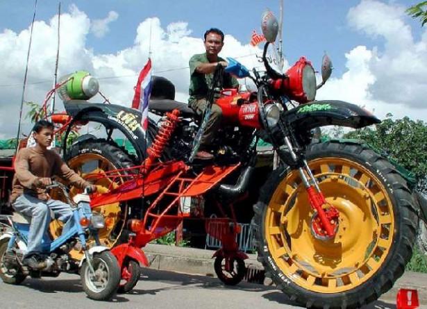 aturan modifikasi motor