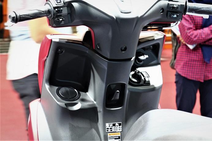 Tangki Yamaha FreeGo