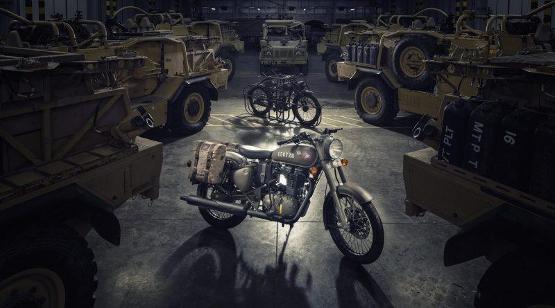 inspirasi dari motor perang