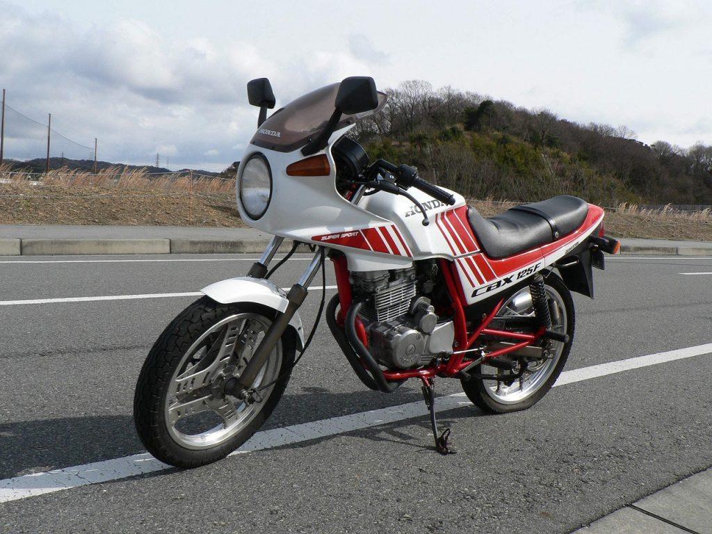 Honda CBX125F