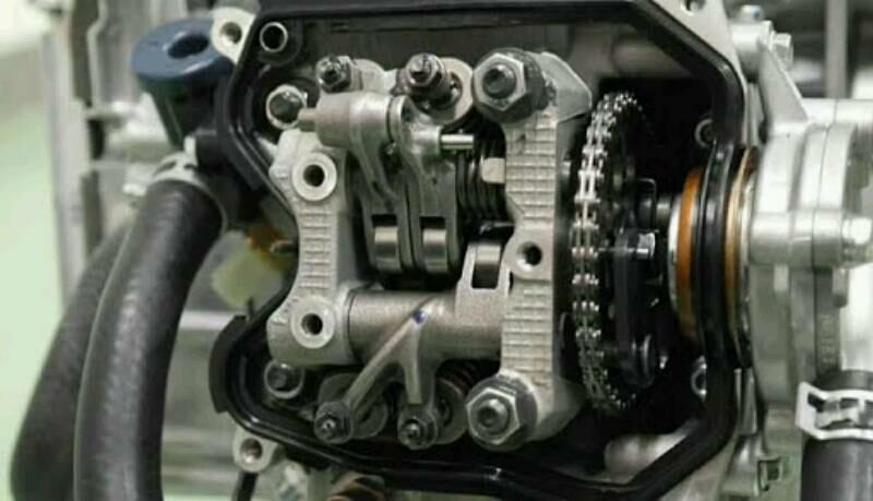 Mesin Yamaha Aerox