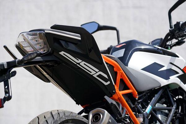 NEW KTM DUKE 250