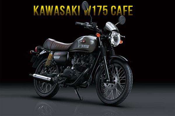 w175 cafe racer