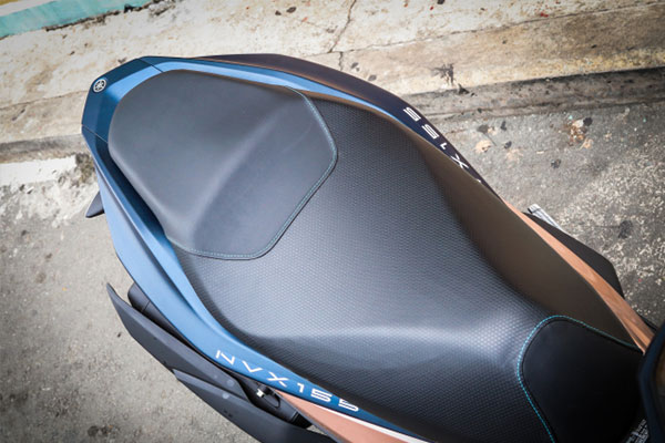 Yamaha Aerox & MX King Doxou Version