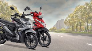 Honda Beat Street & Honda Beat All New