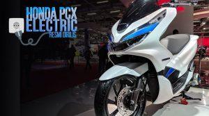 rilis honda pcx electric indonesia