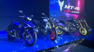 Yamaha MT-15 dan New MX-King