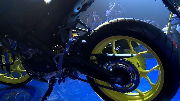 swing arm yamaha mt-15