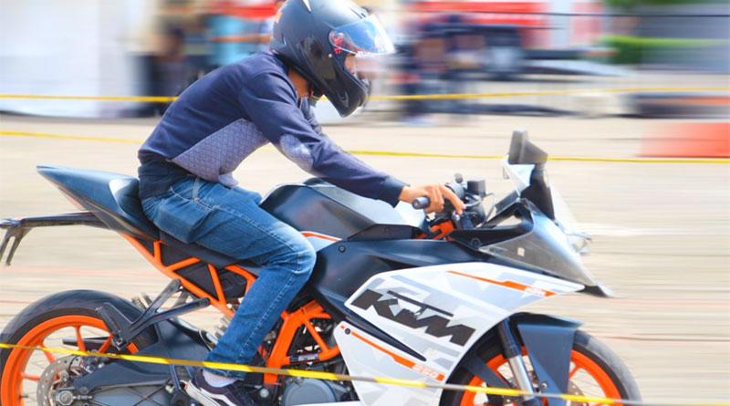inreyen motor baru yang benar
