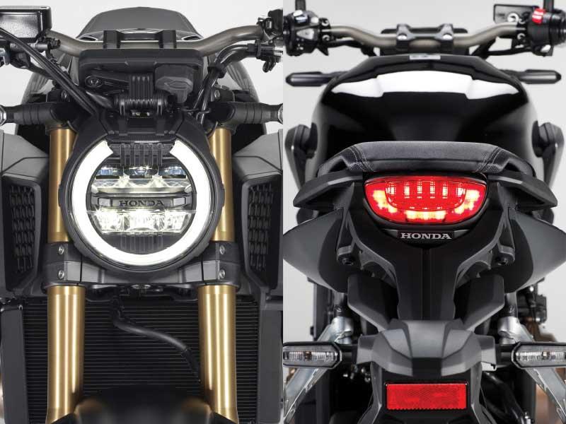 Honda CB650R 4 featured