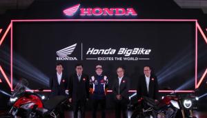 Launching Honda CB6501