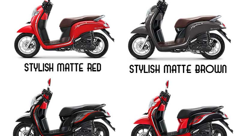 all new honda scoopy 2019 sporty