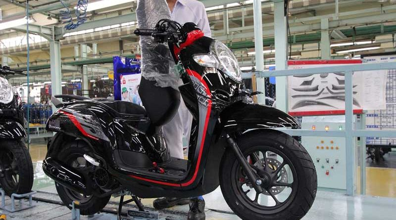 all new honda scoppy 2019 sporty and stylish