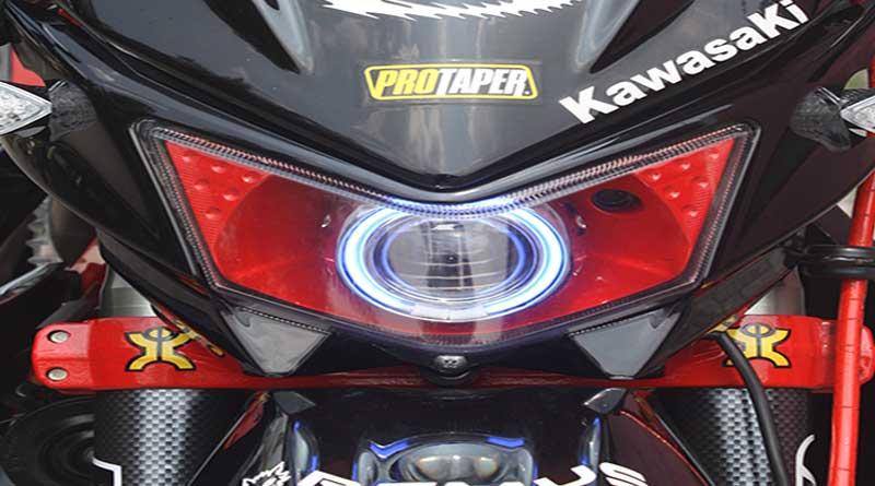 lampu kawasaki d tracker
