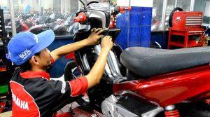 cara merawat motor