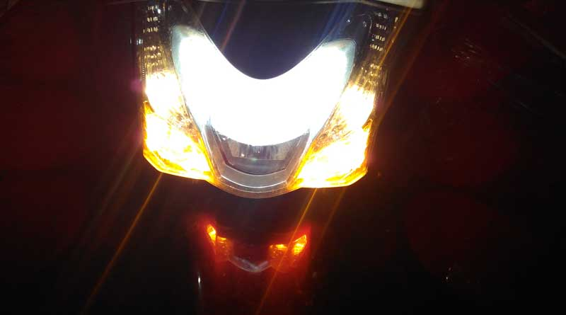 Yamaha Mio S Headlamp LED