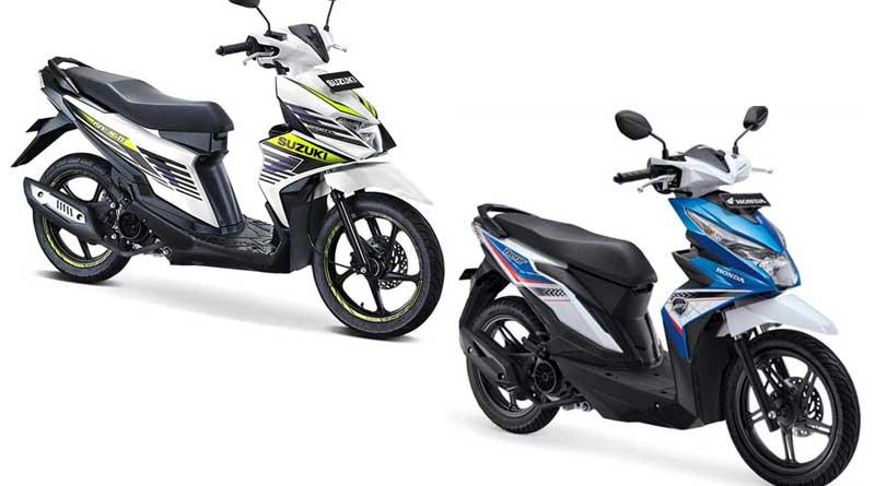 Suzuki Nex II atau Honda BeAT eSP