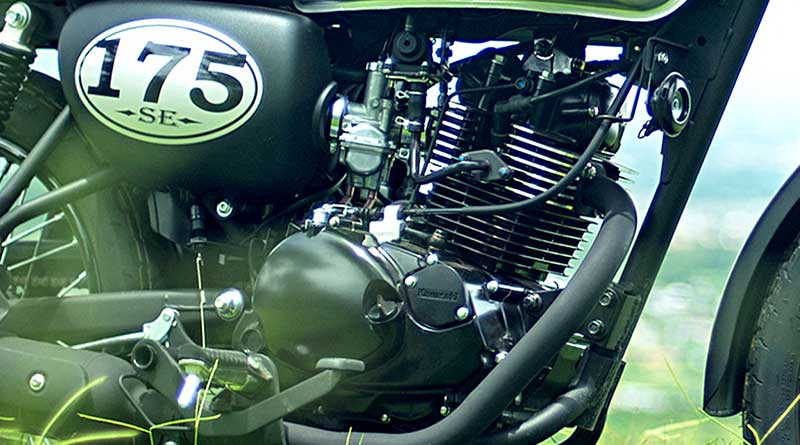 Kawasaki-W175-series-usung-mesin-177-cc-single-silinder