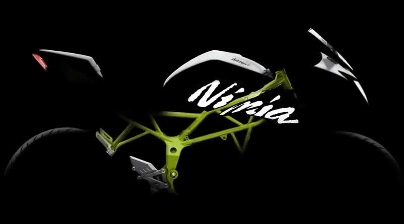 Ini dia Ninja 250SL yang bikin heboh netizen