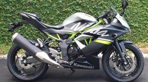 harga Kawasaki Ninja 250SL