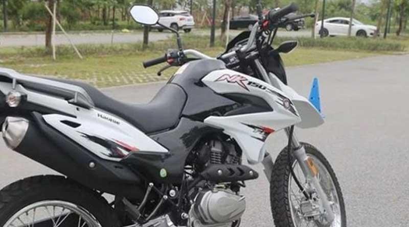 Suzuki DR150 Basicnya Haojue NK150