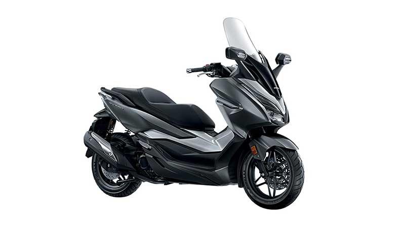 Honda-Forza-250-dengan-warna-eksklusif