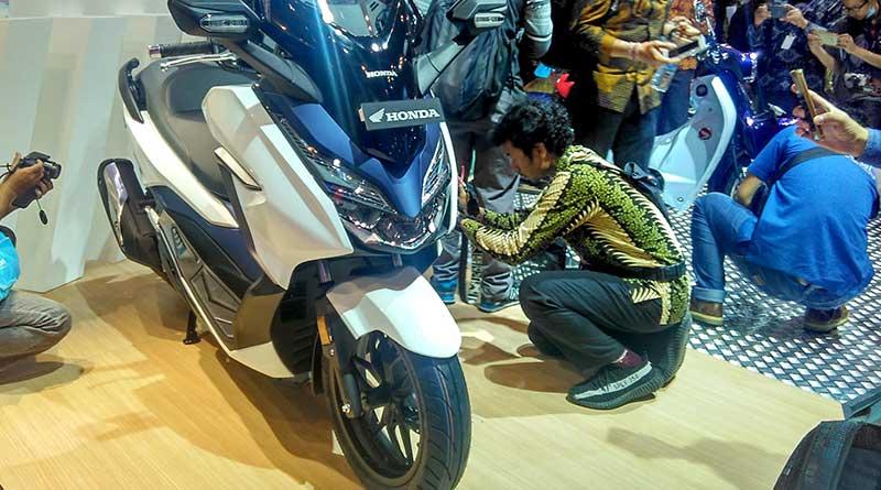 Honda Forza 250 Big Matic