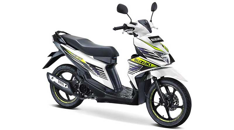 Suzuki-Nex-II-Standard