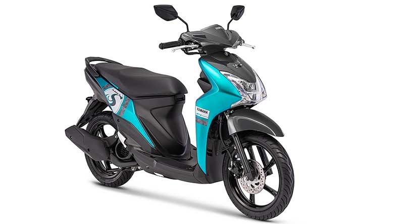 Matic Yamaha Terendah Dijual Rp Rp 15.805 juta OTR Jakarta
