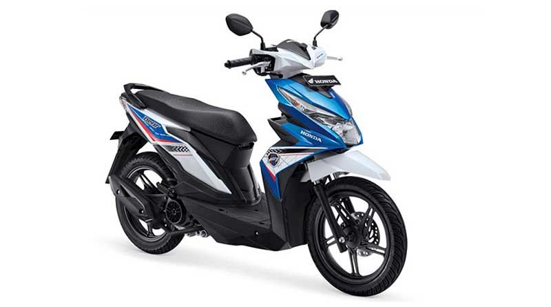 Matic Honda Versi Termurah ada diantara Yamaha dan Suzuki