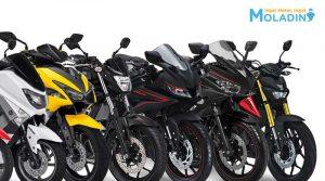 Daftar Harga Motor Matik April 2019, Termurah Mulai Dari Harga Rp 15 Jutaan