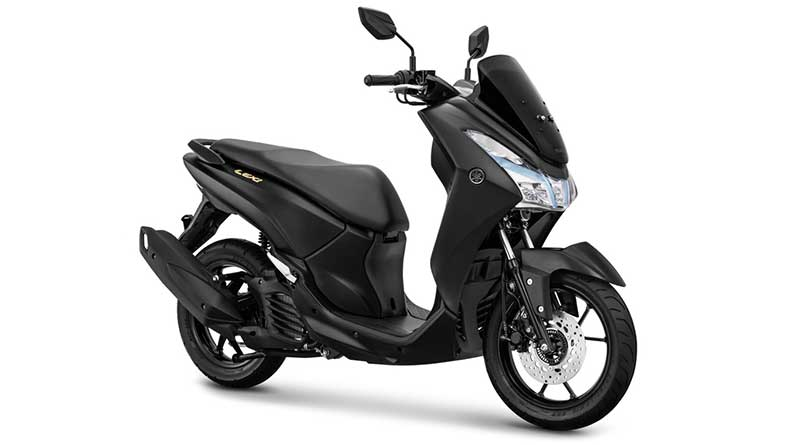 Yamaha Lexi Hitam