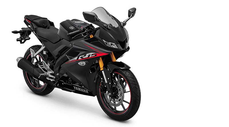 Yamaha All New R15 Racing Black