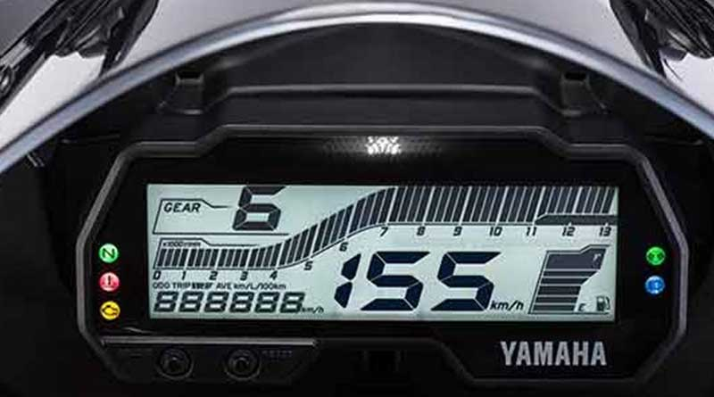 Speedometer Full Digital