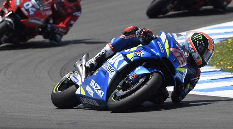 Start kesembilan, Alex Rins