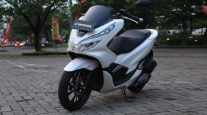 Honda PCX 150 Facelift