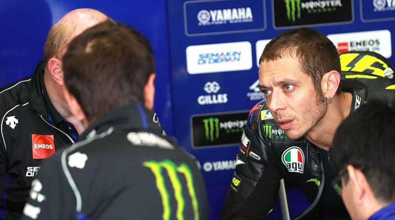 Valentino Rossi Anggap Yamaha Makin Kuat Meski Hasil MotoGP Jerez Buruk 2